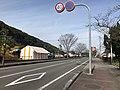Saga Prefectural Road No.282 near Yutoku Inari Shrine.jpg