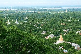 Sagaing - Image: Sagaing 2