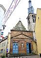 Saint-Pourçain-sur-Sioule - Église Sainte-Croix - Façade.JPG