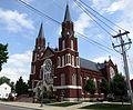 Saint Joseph Catholic Church (Wapakoneta, Ohio) - exterior.jpg