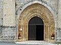 Sainte-Orse église portail.JPG