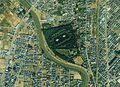 Saitama Imperial Wild Duck Preserve Aerial photograph.1989.jpg