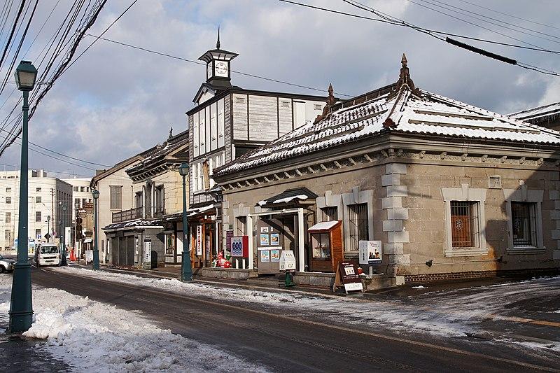 File:Sakaimachi street Otaru Hokkaido02n.jpg