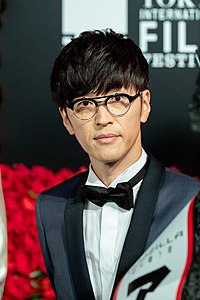 "Sakurai Takahiro from ""GODZILLA The Planet Eater"" at Opening Ceremony of the Tokyo International Film Festival 2018 (31747117738).jpg"