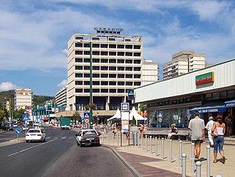 Salgótarján - Downtown Salgótarján