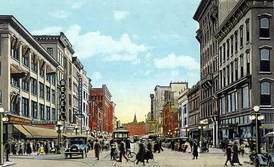 Portal Syracuse New York Old Postcards 117 Wikipedia