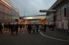Paris expo porte de versailles wikip dia - Plan parc des expositions porte de versailles ...