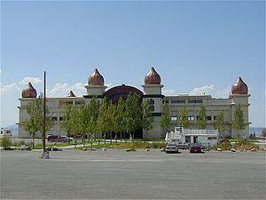 Saltair (Utah) - Saltair III Pavilion, August 2002