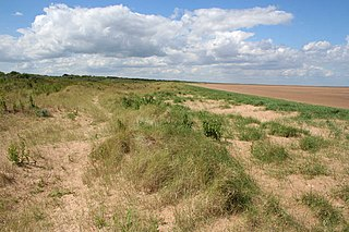 Mablethorpe Seaside town in East Lindsey, Lincolnshire