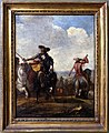 Salvator rosa (attr.), cavalieri in marcia, 01.jpg