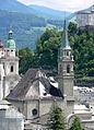 Salzburg Franziskanerkirche vom Mönchsberg.jpg