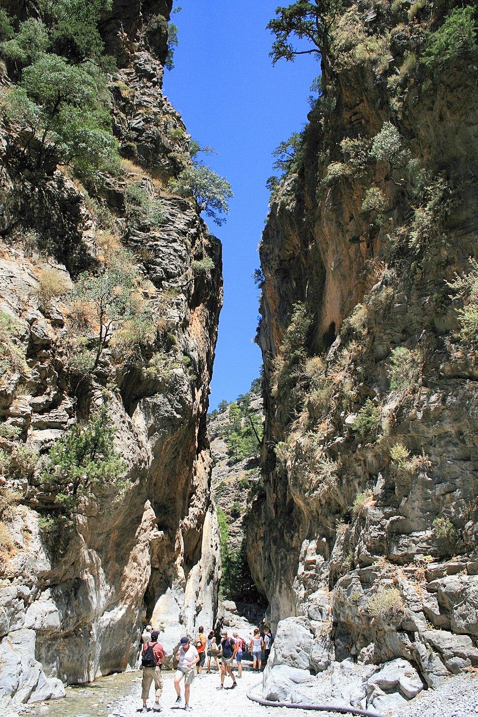 Samaria Gorge 15