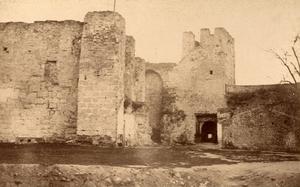 Samsun Castle - A view of Samsun Castle.