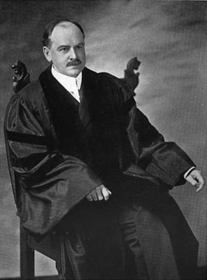 Samuel Charles Black - Photo of President Black published in his book Plain Answers to Religious Questions Modern Men Are Asking.