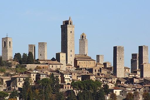 San Gimignano, città delle torri