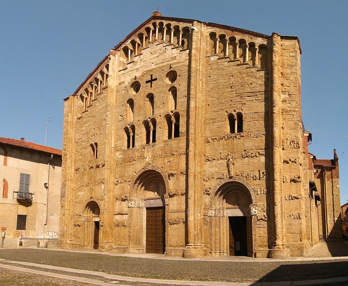 Resultado de imagen de San Michelle Maggiore Pavia