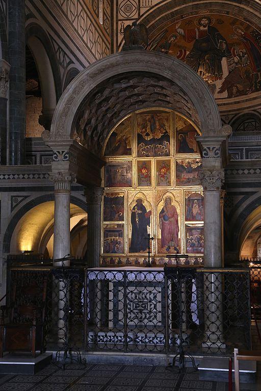 San Miniato al Monte; Cappella del Crocefisso