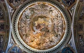 San Nicola da Tolentino (Venice) - Gloria di San Gaetano di M. Bortoloni 2 .jpg