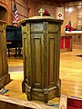 Sanctuary Baptistry, Sylva First United Methodist Church, Sylva, NC (45724727725).jpg