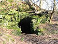 Sandstone tunnels - geograph.org.uk - 385672.jpg