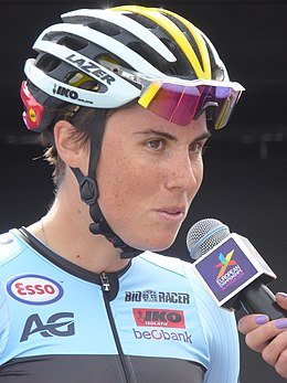 Sanne Cant - 2018 UEC European Road Cycling Championships (Women's road race).jpg