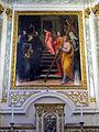 Santa maria degli angiolini, interno, altare 02 domenico puligo.JPG