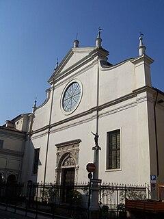 church in Brescia, Italy