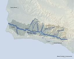 Santa Ynez River  Wikipedia