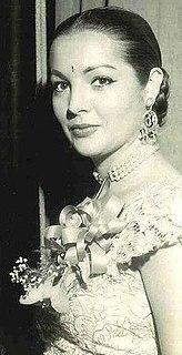 Sara Montiel Spanish film actress, Spanish singer