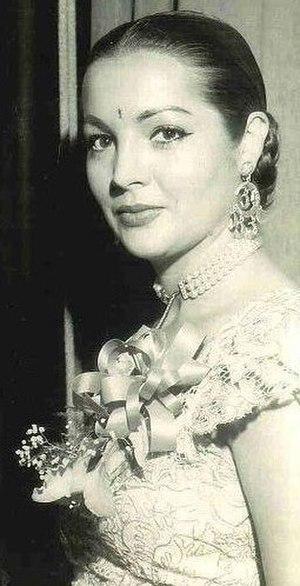 Sara Montiel - Montiel in 1955
