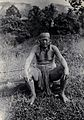 Sarawak; Laki Bo, a native Kayan tribal chief. Photograph. Wellcome V0037423.jpg