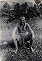 Sarawak; Laki Bo, a native Kayan tribal chief. Photograph. Wellcome V0037423.jpg