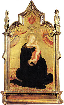 Sassetta Madonna and Child with Angels.jpg