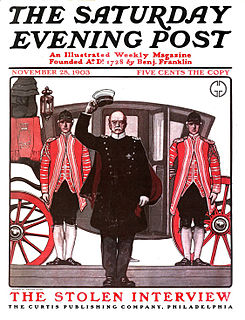 <i>The Saturday Evening Post</i>