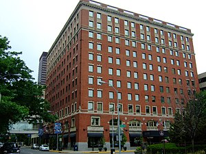 Savery Hotel - Image: Savery Hotel Des Moines