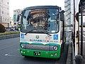 Sayama City Loop Bus at Shin-Sayama Station 01.jpg