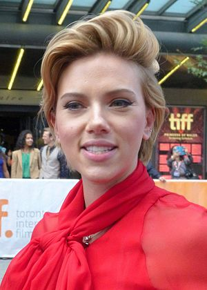 Scarlett Johansson on screen and stage - Johansson in 2016