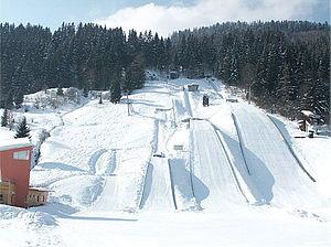 Saalfelden - Felix Gottwald Ski Jumping Stadium