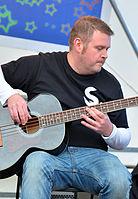 Schlagsaiten-Quantett - Tom Stolpe – 825. Hamburger Hafengeburtstag 2014 01.jpg