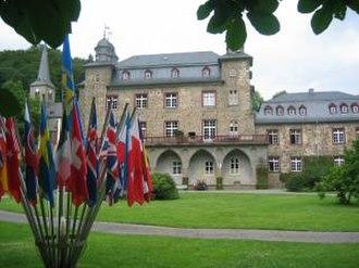 International Police Association - Gimborn Castle in Germany, Educational Centre