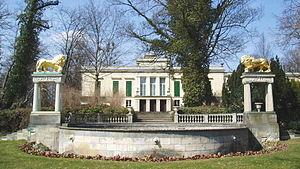 Glienicke Palace - Glienicke Palace