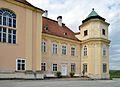 Schloss Heiligenkreuz, Gutenbrunn - east wing.jpg