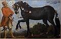 Schloss Hellbrunn - Orientalisch gekleideter Mann mit achtbeinigem Pferd (Ausschnitt).jpg