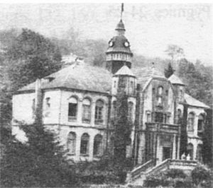 Jesko von Puttkamer - The Residence of von Puttkamer in Buea