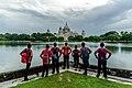 School Boys in Victoria Memorial.jpg