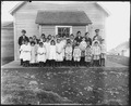 School Children - NARA - 297145.tif