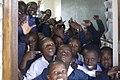 School children (Lukhanyo Primary School, Zwelihle Township (Hermanus, South Africa) b 13.jpg