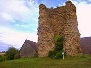 Schweinberg Castle (municipality Hardheim).JPG