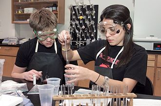 Science, technology, society and environment education - Image: Science Olympiad