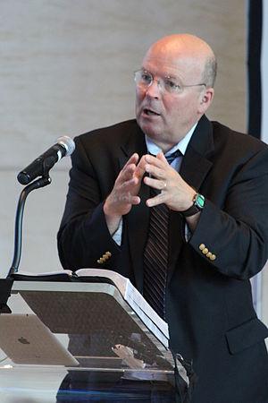 Scot McKnight - Scot McKnight speaking at ACU's Summit in 2013